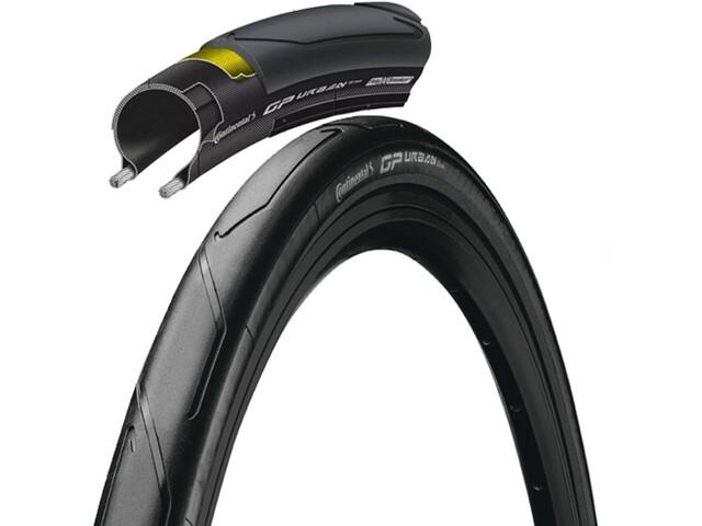 "Continental GrandPrix Urban Folding Tyre 28"" black"